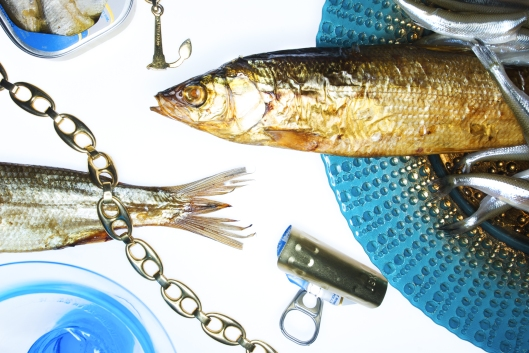gucci smoked fish
