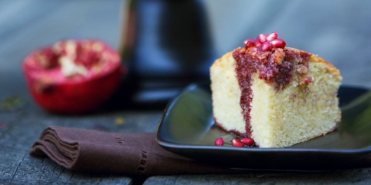 pomegranate cake 49